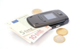 sms geld lenen